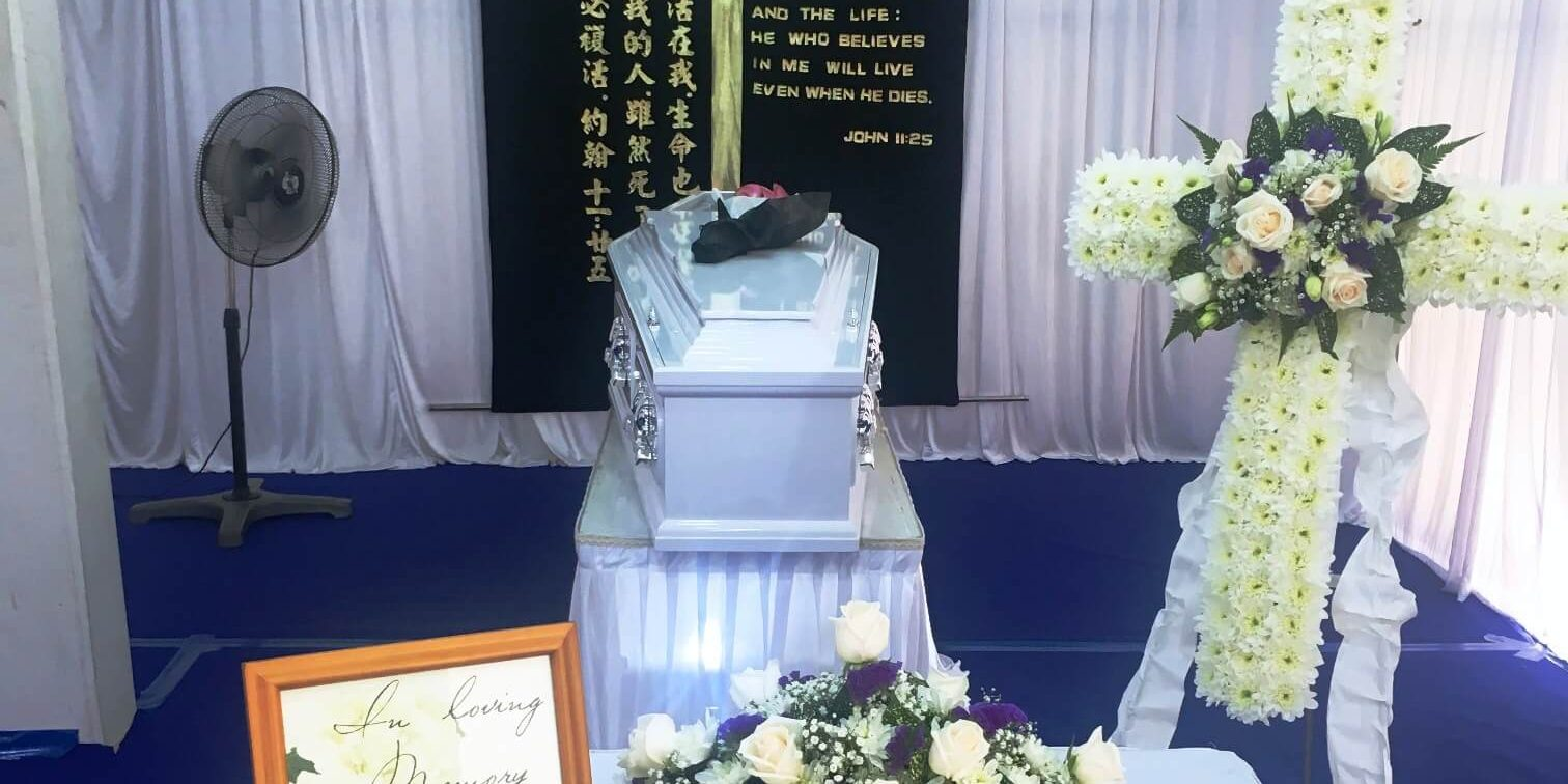 Christian Funeral Singapore Christian Funeral Packages